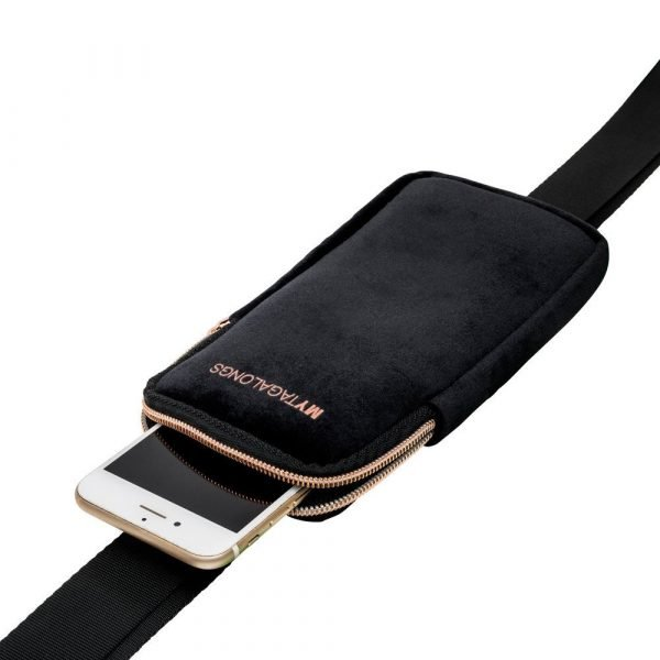 Phone sling cross body