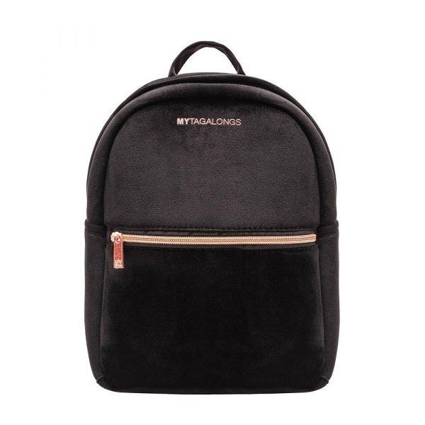 Mini backpack - velours