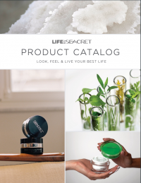 Seacret Product Catalog