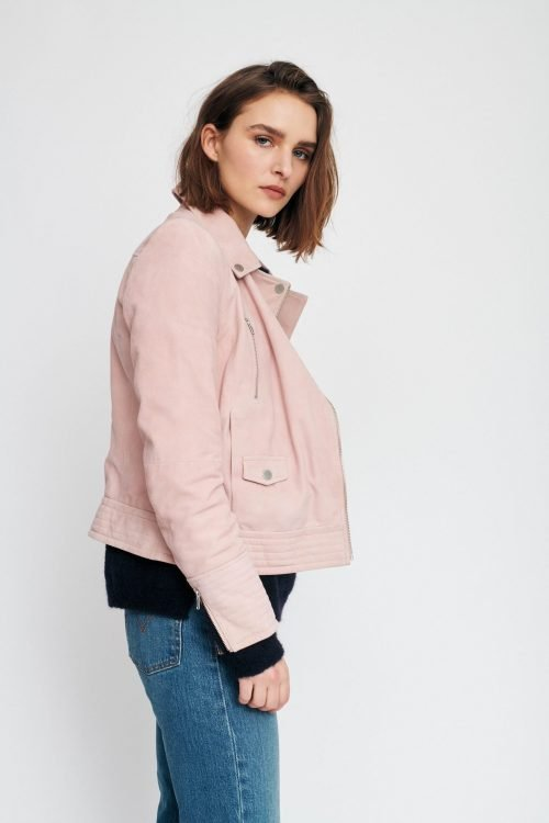 InWear, suede rose pastel
