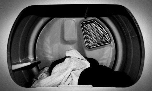 Vêtements à la sécheuse