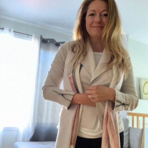 Veston-effet-suède-foulard