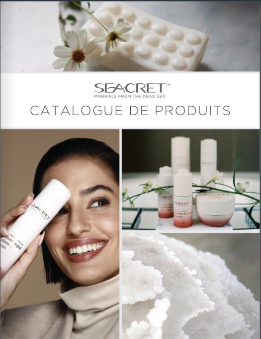 Catalogue de Produits Seacret